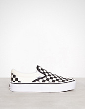 Vans Black/White Ua Classic Slip-On P