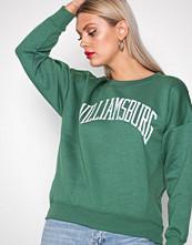 New Look Dark Green Williamsburg Print Sweats