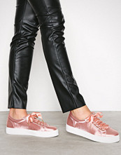 NLY Shoes Dusty Pink Platform Sneaker