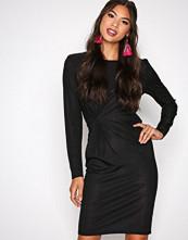 Jacqueline de Yong Svart Jdychili L/S Dress Jrs