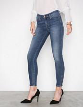 Diesel Denim Skinzee Zip Trousers