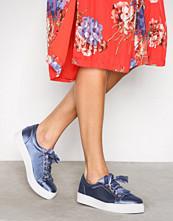 NLY Shoes Blå Platform Sneaker