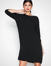 Only Svart onlVIC 3/4 Solid Dress Noos Wvn