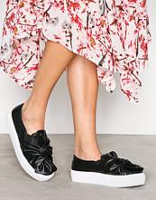 NLY Shoes Svart Twist Platform Sneaker