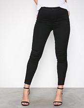 New Look Black Disco Superskinny Jeans