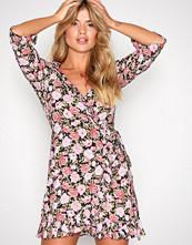 Motel Floral Riser Dress