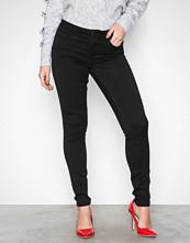 Vero Moda Svart Vmseven Nw s Shape Up Jeans VI506 N