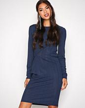 Jacqueline de Yong Mørk blå Jdychili L/S Dress Jrs