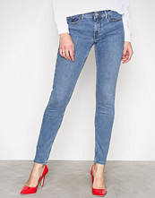 Levi's Blå Innovation Super skinny Chealse Angels