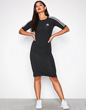 Adidas Originals Svart 3 Stripes Dress