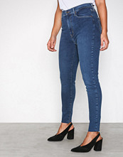 Levi's Blå Mile High super skinny in