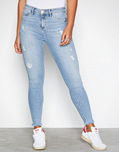 River Island Light Blue Molly Kennedy Jeans