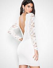 TFNC White Seraphina Mini Dress