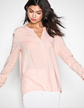 Only Lys rosa onlFIRST Ls Pocket Shirt Noos Wvn