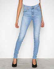 Levi's Blå Mile High Super Skinny LA