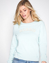 Morris Turqoise Lady Logo Sweatshirt