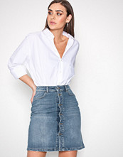 Filippa K Vintage Mid Blue Denim Skirt