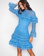 Y.a.s Blå Yasmantha Dress