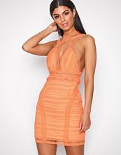 Love Triangle Mango Cross Town Lover Mini Dress