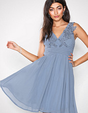 Sisters Point Dusty Blue Nanny Dress