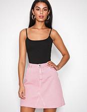 Vero Moda Rosa Vmcarolyn Hw Ashape Color Skirt