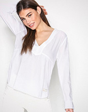 Odd Molly Bright White Best Self L/S Blouse
