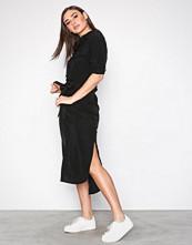 Polo Ralph Lauren Black Long Sleeve Dress