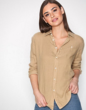 Polo Ralph Lauren Beige Relaxed Shirt