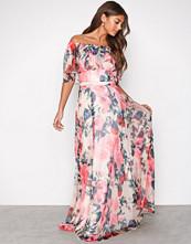 Forever Unique Floral Bardot Dress