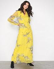 Vero Moda Gul Vmsatina Ls Maxi Dress