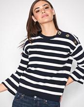 Lauren Ralph Lauren Navy Majesky Sweater
