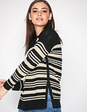 Polo Ralph Lauren Black No Fit Long Sweater