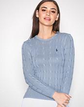 Polo Ralph Lauren Chambray Julianna Long Sleeve Sweater