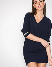 Lauren Ralph Lauren Navy Radigan Dress