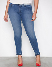 Tommy Jeans Mid Blue Mid Rise Skinny Nora