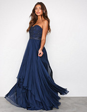 Forever Unique Navy Pamona Dress