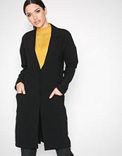 Object Collectors Item Svart Objkayla L/S Long Blazer a Div