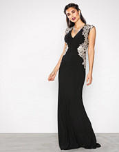 Forever Unique Black Sidney Dress