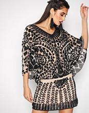 Forever Unique Black Sharla Dress