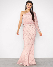 Forever Unique Pink Alaina Dress