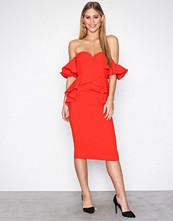 River Island Red Honey Dress