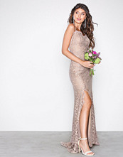 TFNC Mink Coco Maxi Dress