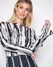 Dagmar White/Black Melinda Shirt