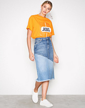 NORR Aven Denim Skirt
