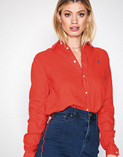 Polo Ralph Lauren Red Relaxed Shirt