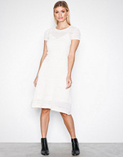Lauren Ralph Lauren Cream Pachika Dress