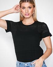 Lauren Ralph Lauren Black Rizalto Sweater