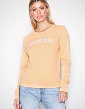 Morris Orange Lady Logo Sweatshirt