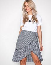 Vero Moda Svart Vmluna Hw Abk Skirt D2-3