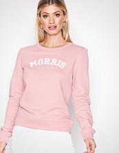 Morris Pink Lady Logo Sweatshirt